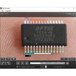 فیلم آموزشی استفاده از قابلیت شمارش پایه یا تشخیص لبه (Edge Pitch) در ویژن امرن